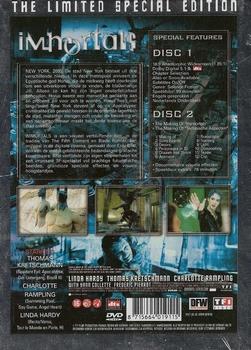 Science Fiction DVD - Immortals (2 DVD SE)