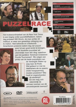 Documentaire DVD - Puzzelrace