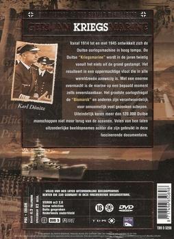 Oorlogsdocumentaire DVD - German Kriegs Marine