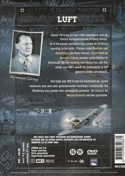 Oorlogsdocumentaire DVD - German Luftwaffe
