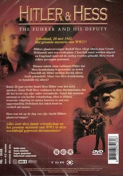 Oorlogsdocumentaire DVD - Hitler & Hess