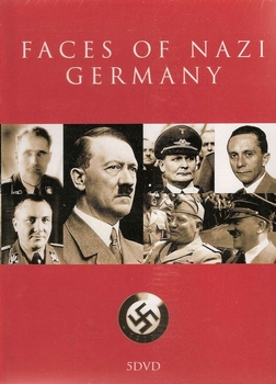 DVD box - Faces of Nazi Germany