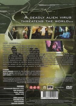 Science Fiction DVD - Retrograde