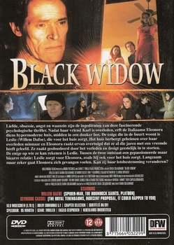 Thriller DVD - Black Widow