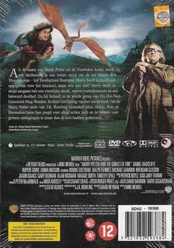 Jeugd DVD - Harry Potter en de Vuurbeker