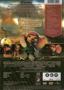 Animatie DVD - Despereaux de Dappere Muis