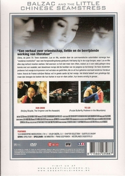 Speelfilm DVD - Balzac and the Little Chinese Seamstress