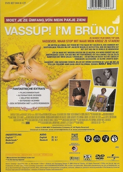 Humor DVD - Brüno