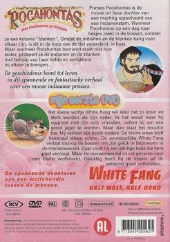 Mijn eerste DVD - Pocahontas & White Fang