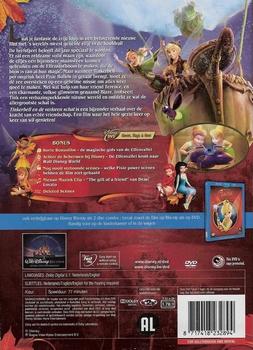 Disney DVD - TinkerBell de Verloren Schat