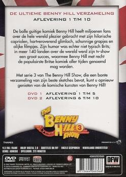 TV serie DVD - Benny Hill Show 3