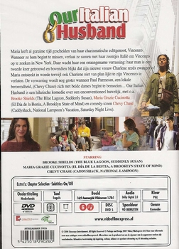 Arthouse DVD - Our Italian Husband