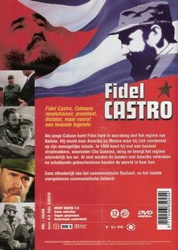Documentaire DVD - Fidel Castro