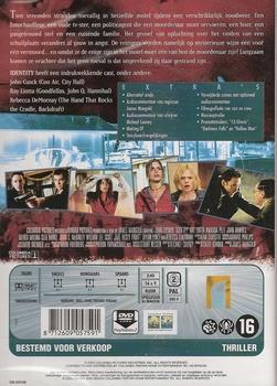 Thriller DVD - Identity
