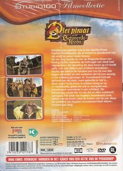 Studio 100 DVD - Piet Piraat en de Betoverde Kroon