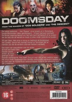 Actie DVD - Doomsday