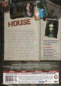 Thriller DVD - House (2008)