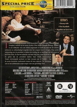 Romantiek DVD - The American President