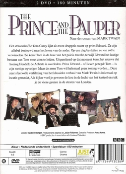 Drama DVD - The Prince and the Pauper (2 DVD)