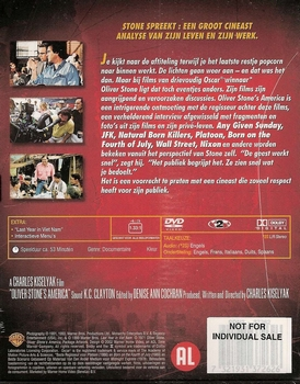 Documentaire DVD - Oliver stone's America