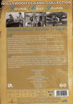 Western DVD - Young Billy Young