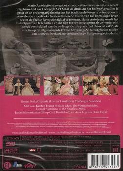 Drama DVD - Marie Antoinette (Q film)
