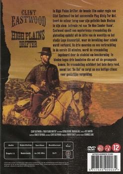 Western DVD - High Plains Drifter
