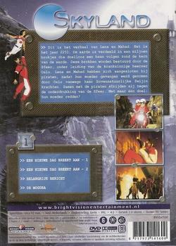 Anime DVD - Skyland - Belangrijk bericht