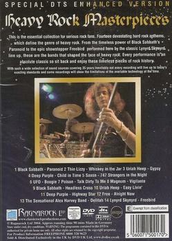 Muziek DVD - Heavy Rock Masterpieces