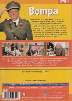 TV serie DVD - Bompa DVD 1