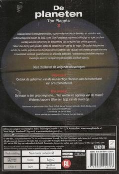 Documentaire DVD - De Planeten (deel 2)