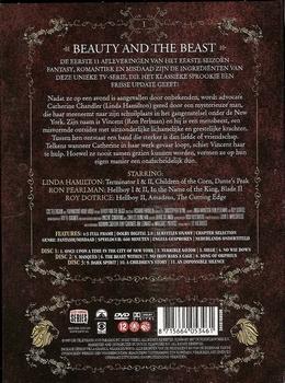 TV serie DVD - Beauty and the Beast seizoen 1 deel 1