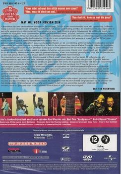 Cabaret DVD 25 jaar Leids cabaret Festival