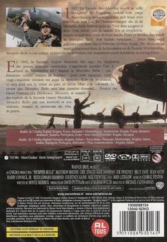 Oorlog DVD - Memphis Belle