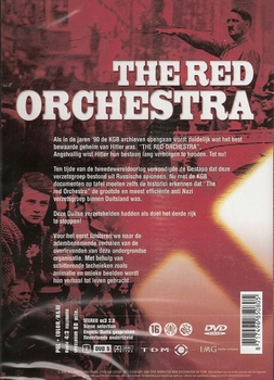 DVD oorlogsdocumentaire - The Red Orchestra