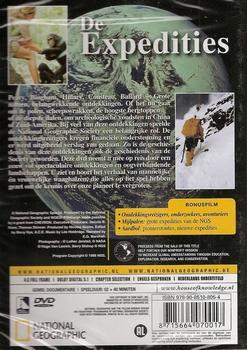 National Geographic DVD - De Expedities