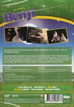 Jeugd DVD - Benji's Ruimte Avonturen 2