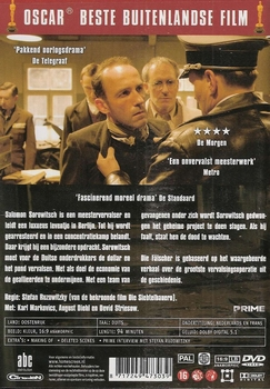 Oorlog DVD - Die Falscher
