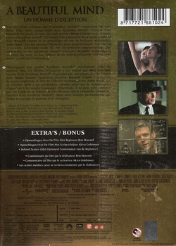 Drama DVD - A Beautiful Mind