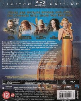 Avontuur Blu-ray - The Golden Compass