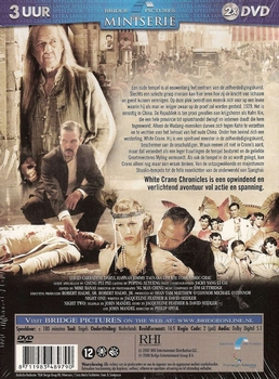 Miniserie DVD - White Crane Chronicles (2 DVD)