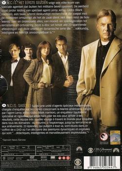 DVD TV series - NCIS Seizoen 1 Vol. 2