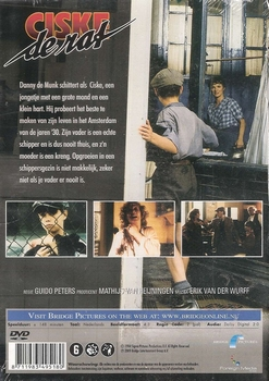 TV serie DVD - Ciske de Rat