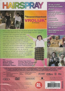 Speelfilm DVD - Hairspray