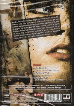 Thriller DVD - All the boys love Mandy Lane