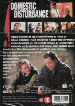 Thriller DVD - Domestic Disturbance