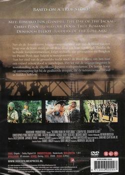 DVD oorlogsfilms - Return from the River Kwai