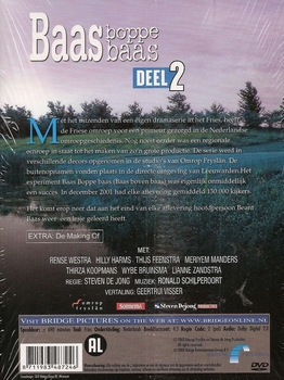 DVD TV series - Baas Boppe Baas deel 2