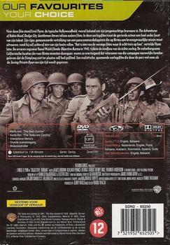 Klassieke oorlogsfilm DVD - Objective Burma