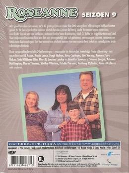 DVD TV series - Roseanne seizoen 9